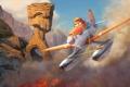 Картинка Самолеты, planes, disney, film, Аэротачки