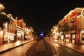 Картинка ночь, улица, освещение