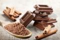 Картинка шоколад, сладости, корица, chocolate, какао