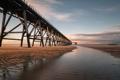 Картинка Beach, Sea, Steetley Pier, Hartlepool, Northeast