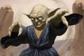 Картинка сила, Star Wars, джедай, Yoda
