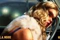 Картинка Девушка, Голливуд, Убийство, Rockstar, L.A. Noir, Hollywoodland