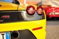 Картинка Ferrari, yellow, photographer, Scuderia, macro, 430, Giovanni Zacche