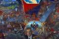 Картинка картина, 1994г, илья глазунов, моя жизнь