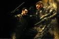 Картинка Адам Дженсен, Deus Ex Human Revolution, DXHR, Лоуренс Барретт