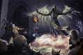 Картинка monk, witch doctor, камень, malthael, crusader, Reaper of Souls, Diablo 3: Reaper of Souls