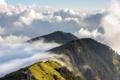 Картинка cloud, mountain, tree