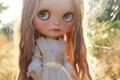 Картинка лицо, настроение, волосы, игрушка, кукла, платье, веснушки