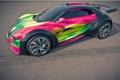Картинка Citroen, Car, Survolt, Art Concept