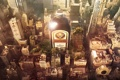 Картинка город, бутылка, алкоголь, ликёр, Jägermeister, егерь, Егерме́йстер