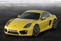Картинка Porsche, Cayman, автомобиль, порше, передок, кайман