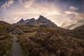 Картинка небо, гора, Природа