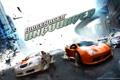 Картинка Игры, Скорость, Осколки, Гонки, Автомобили, Ridge Racer Unbounded