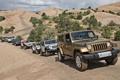 Картинка фон, холмы, Джип, внедорожники, модельный ряд, Jeep