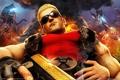 Картинка мужик, осьминоги, Duke Nukem Forever