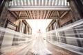 Картинка девушка, спина, платье, невеста