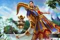 Картинка hon, splash, Heroes of Newerth, moba, Songkran, Parallax