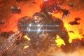 Картинка костюм, Starcraft 2, war, jim raynor, terran, Powered Combat Suit