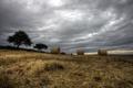 Картинка поле, пейзаж, сено