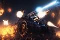 Картинка fire, war, Leviathan, Unreal Tournament 3