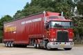 Картинка красный, грузовик, truck, трейлер, kenworth, wettenhalls