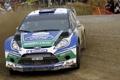 Картинка Ford, Авто, Капот, Занос, Фары, WRC, Rally