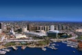 Картинка city, город, USA, Long Beach, California