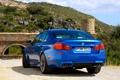 Картинка bmw, 2012, blue, BMW M5 F10