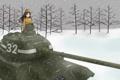 Картинка Art, Nonna, Girls und Panzer, Renji (Seatollead)