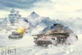 Картинка Япония, танк, танки, WoT, Мир танков, tank, World of Tanks