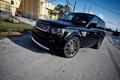 Картинка Sport, Land Rover, тюнинг, передок, Range Rove, джип