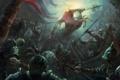Картинка войны, всадник, битва, сражение