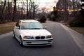 Картинка бмв, BMW, белая, E46, 325i