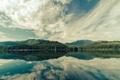 Картинка озеро, США, штат Вашингтон, Cabin Creek, Тихоокеанский Северо-запад