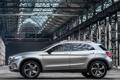 Картинка машина, Concept, Mercedes-Benz, концепт, вид сбоку, GLA