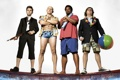 Картинка Hot Tub Time Machine 2, Clark Duke, гарпун, Rob Corddry, Craig Robinson, Роб Кордри, Кларк ...