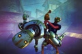 Картинка Игры, robot, offensive combat