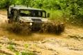 Картинка брызги, хаммер, грязь, Hummer H1