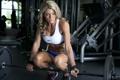 Картинка sportswear, fitness, gym, workout, pose, girl