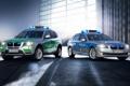 Картинка универсал, BMW, кроссовер, Полиция, 5 серии, 5 Series, БМВ