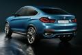 Картинка Concept, BMW, БМВ, концепт, вид сзади
