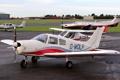 Картинка аэродром, самолёты, переднем, плане, Cherokee Cruiser легкий самолет, PA-28 140, для подготовки к полетам