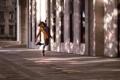 Картинка девушка, город, настроение, улица