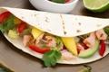 Картинка начинка, закуска, лаваш, мексиканская еда