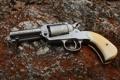 Картинка revolver, soil, ruger