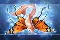 Картинка бабочка, рыба, существо