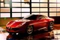Картинка машина, Concept, концепт, красивый, Touring, Disco Volante, SuperLeggera
