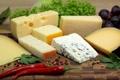 Картинка ассорти, специи, сыр, перец