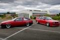 Картинка bmw, бмв, red, Toyota, тойота, AE86, королла