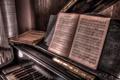 Картинка музыка, пианино, ноты